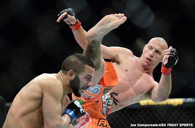 UFC 187 post-fight facts: Donald Cerrone kicks way into UFC record books UFC 187  #UFC187