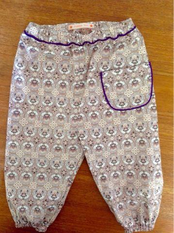 Frøken Thys kreahjørne: Bukser med piping-detaljer