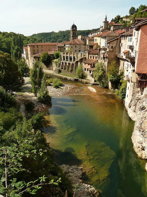 Pont-en-Royans, Vercors, France