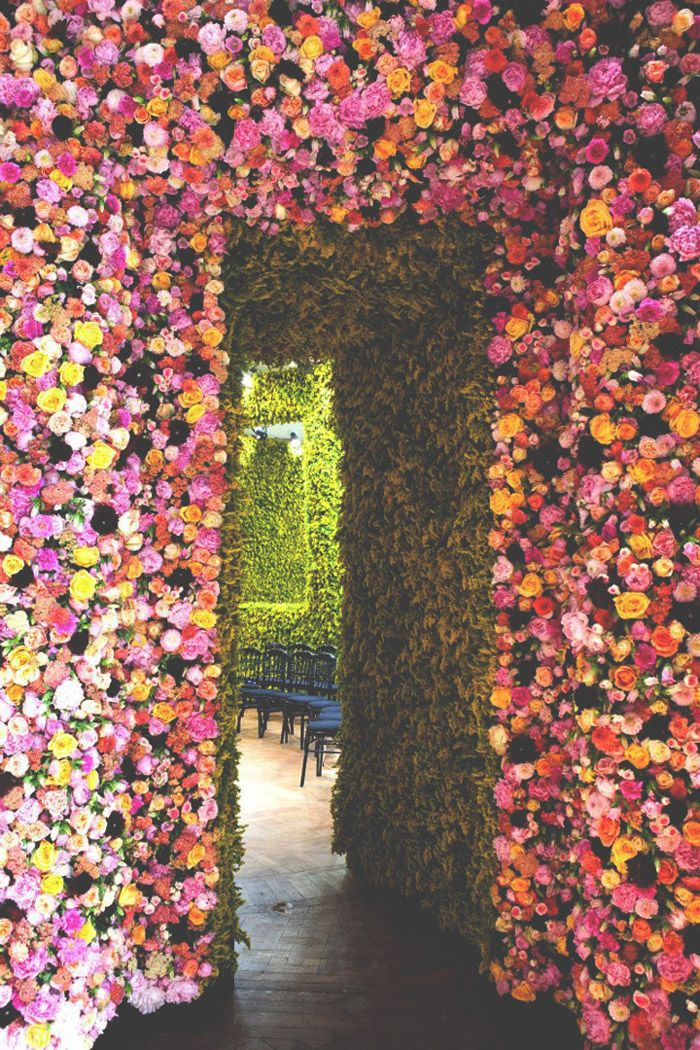 Rosey entrance