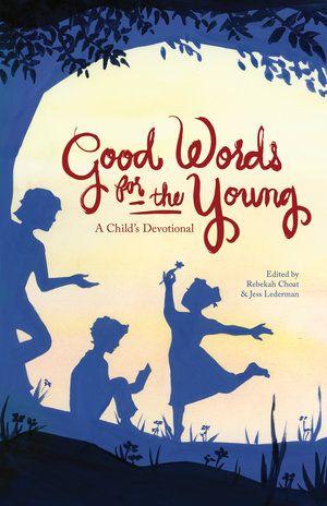 Hartauskirja lapsille - Devotional for Kids