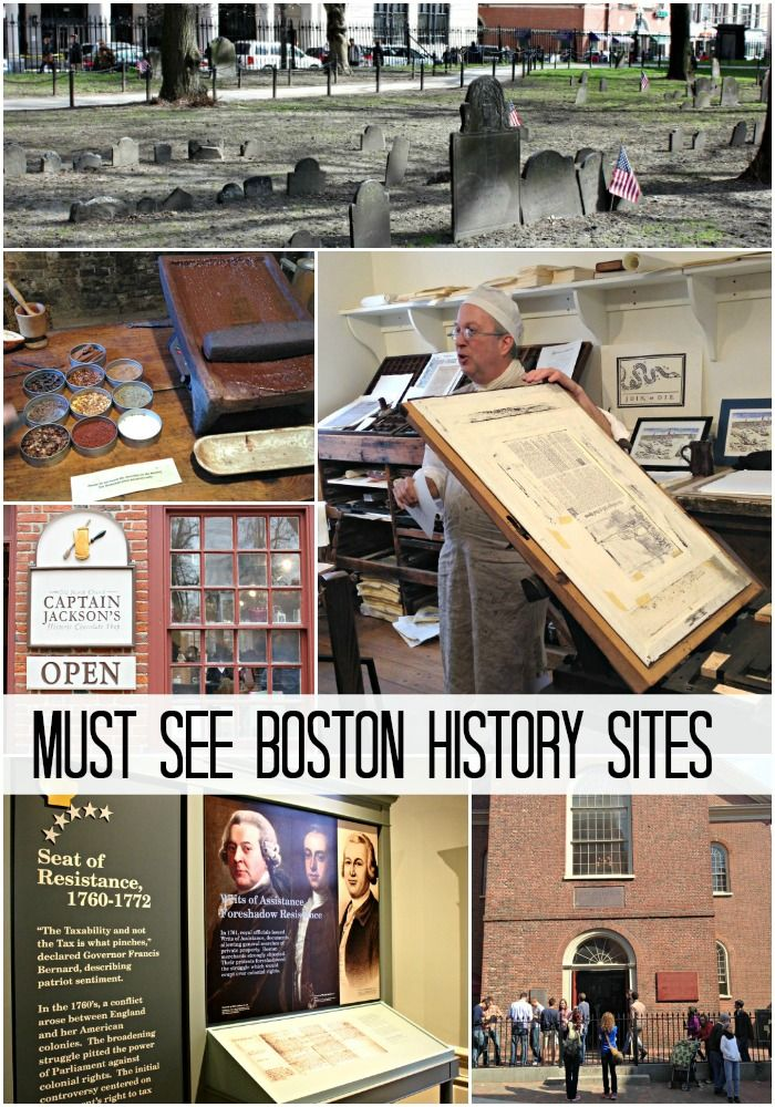 Must see Boston history sites. The moment you've been waiting for has arrived. I'm sharing photos and a video from my trip to Boston #travel #ChocolateHistory #ad