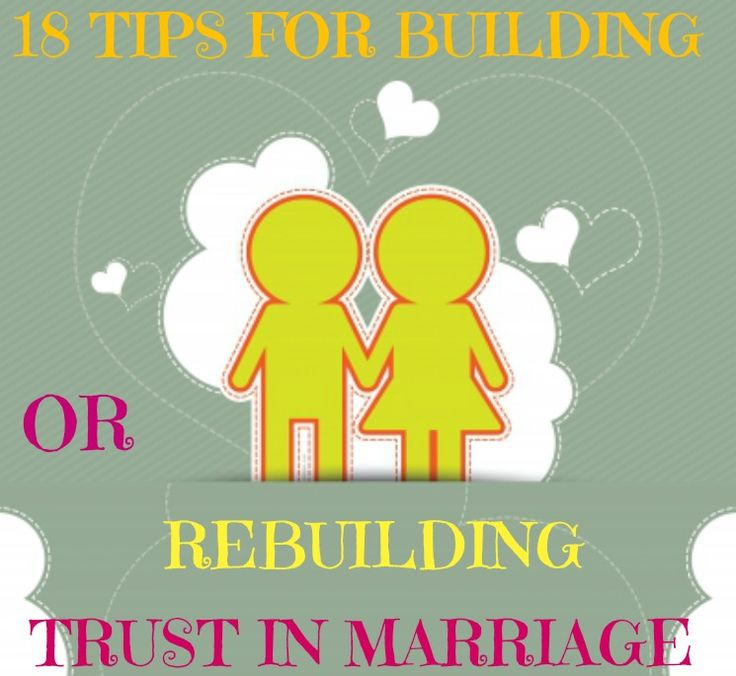 Trust in marriage is vital for a marriage to thrive. Rebuilding trust in marriage is hard. Learn how to build, restore, regain, or rebuild trust in marriage