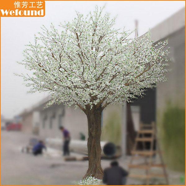 Artificial Cherry Blossom Tree White Cherry Blossom Cherry Blossom Tree Artificial Cherry Blossom Tree