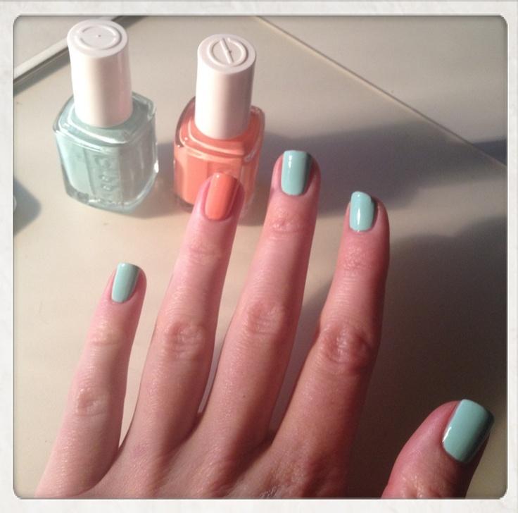 ..Summer Nail Polish, Hair Beautiful, Pastel, Essie Nails, Shoes Polish, Hair Beauty, Summer Nails, Nails Polish