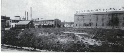 Old Hickory Furniture Co. Was on Cherry St., no longer there.