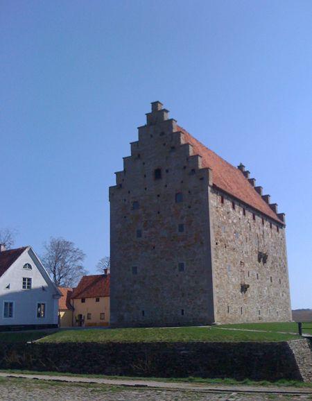 Glimmingehus - the medieval manor by the giant Finn at #österlen, #Sweden.
