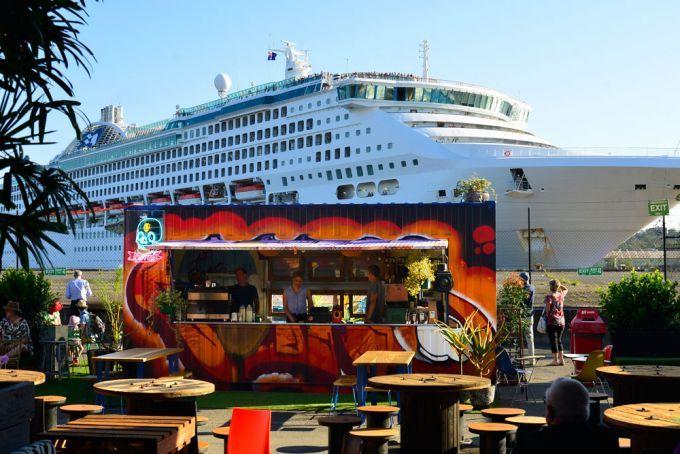 Eat Street Markets Hamilton Wharf | Must do Brisbane