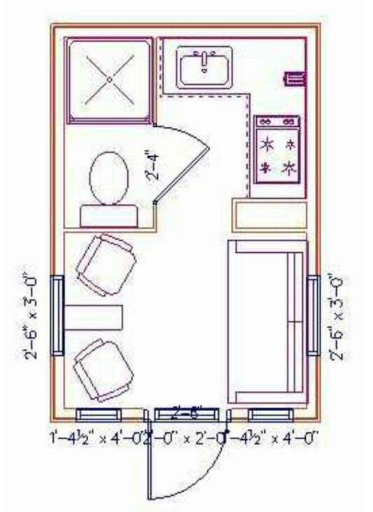 My dream tiny house