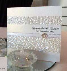 sparkling wedding invitations - Google Search