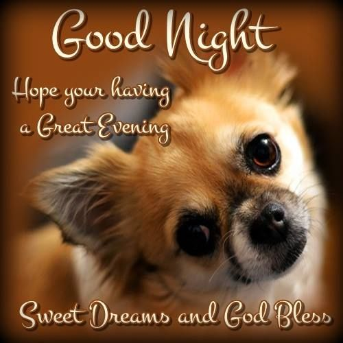 1000+ images about Good Night Blessings on Pinterest ...