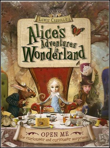 Robert sabuda Alice's adventures in wonderland - Yahoo! Search Results