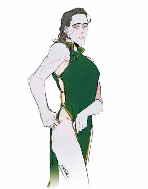 Uma One-shot qualquer | Тооооорки | Loki, Casal anime e Marvel