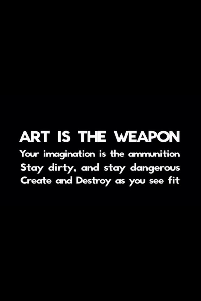 My Chemical Romance - Art Is The Weapon Lyrics | MetroLyrics