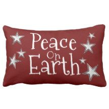 "Christmas Theme Pillow - 13"" x 21"""
