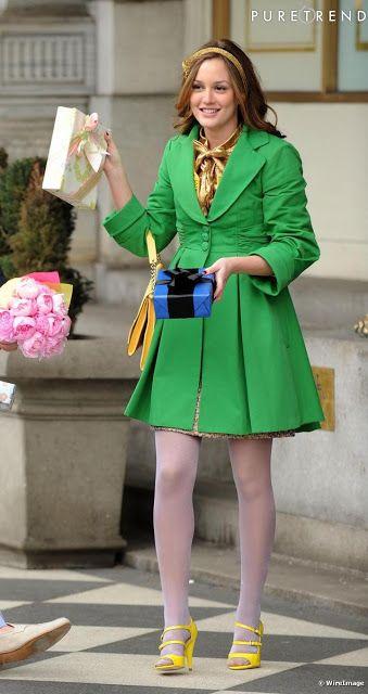 Blair Cornelia Waldorf's Best Looks From Gossip Girl