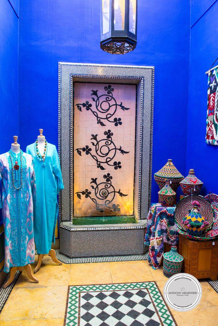 Yve Saint Laurent Marrakech