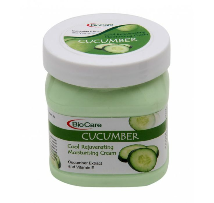 Biocare Cucumber Face and Body Cream
