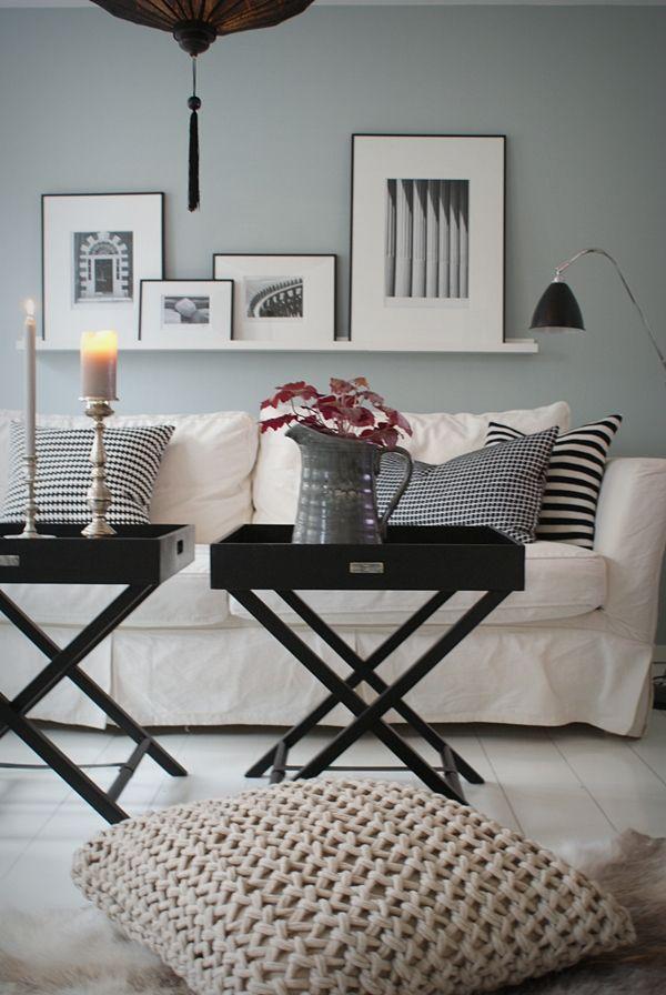 17 mejores ideas sobre Decoración Con Sofá Negro en Pinterest ...