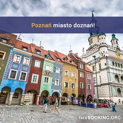 Lubicie Poznań? http://hotele.facebooking.net/Place/Poznan_1.htm
