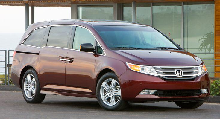 Honda Recalls 650000 Odyssey Minivans & Ridgeline Pickups