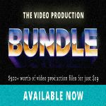 Do you want to create your own video with lots of videos effect??Then you are at right place!!.We have special The Video Production Bundle for you only.This Video Production Bundle worth $500 but you will get it only for $29.Check out this post to grab this offer as soon as possible.(Limited Offer). http://www.frip.in/the-video-production-bundle-29-dollar-only/