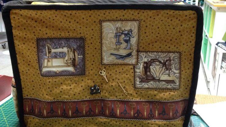 Funda de máquina coser