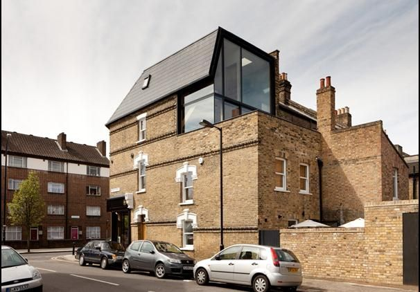 TwistInArchitecture unwraps glazed #rooftop #extension | News | Architects Journal pinned by @dakwaarde
