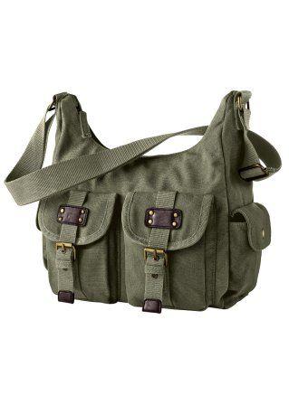 Le sac «Julia», bpc bonprix collection, olive