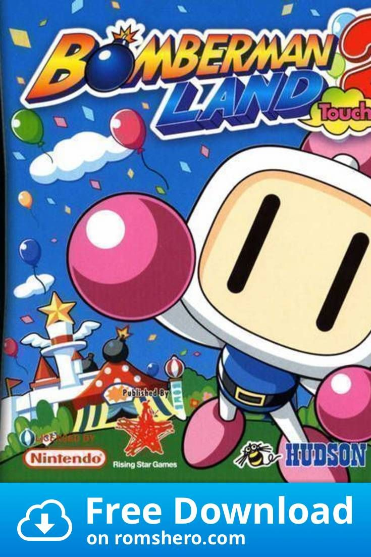 Download Bomberman Land Touch 2 Nintendo Ds Nds Rom