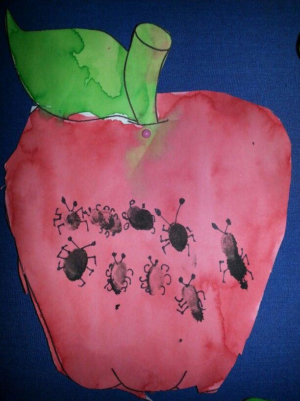 Ants on Apples