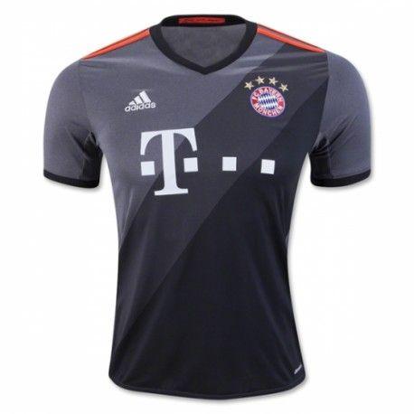 Camiseta del Bayern Munich Away 2016 2017