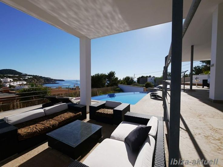 Ferienhaus am Strand 254 in Cala Tarida - hier will ich Urlaub machen!