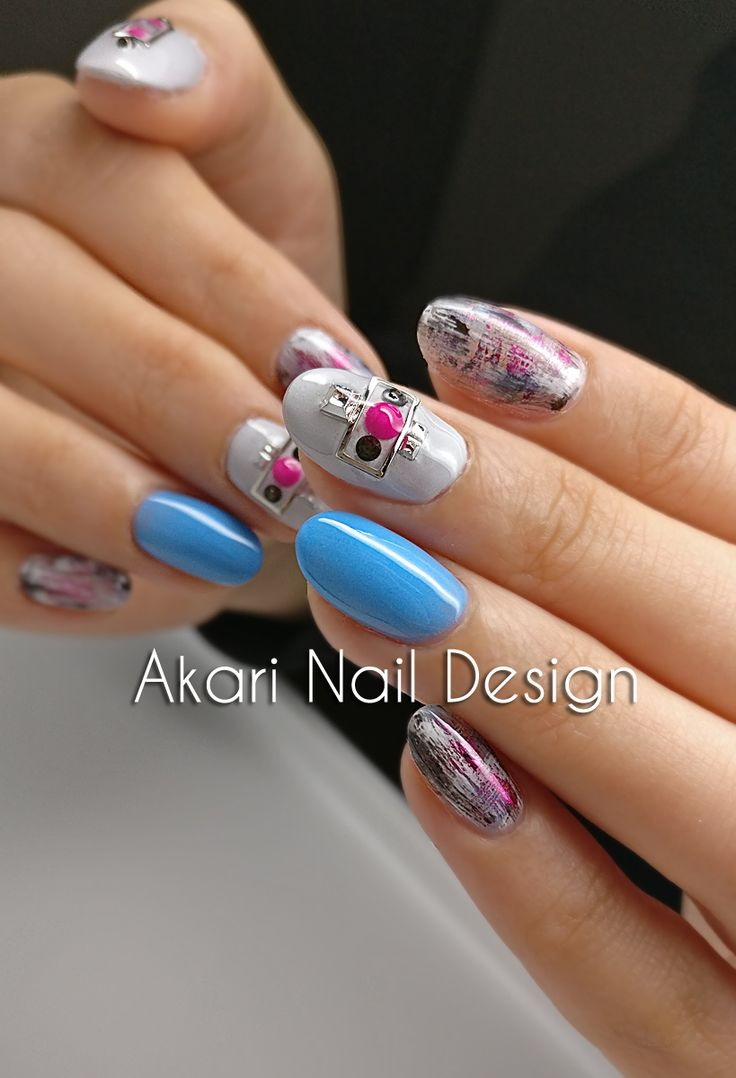 202 best *nAiLs* - Akari Nail Design images on Pinterest | Nails ...