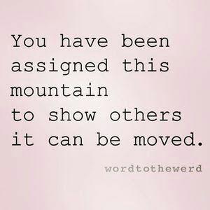 Moving Mountains Motivation: Motivation Monday