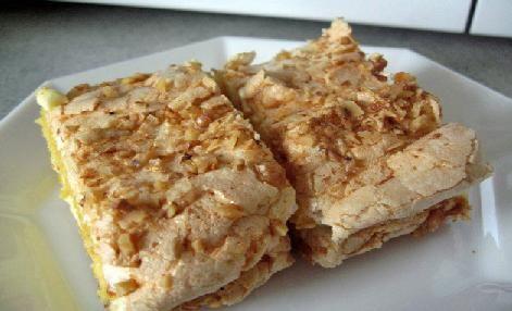 Kvæfjordkake (World's Best Cake)