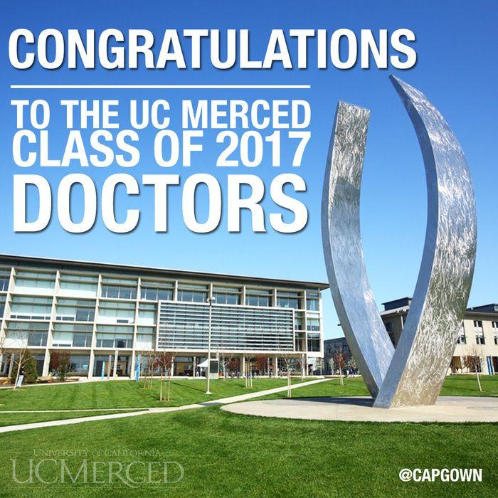 Doctoral Regalia for those receiving their Ph.D. from UC Merced! Docorates rejoice! We offer affordable premium regalia!    UC Berkeley | UC Davis | UC Irvine | UCLA | UC Merced | UC Riverside | UC San Diego | UC San Francisco | UC Santa Barbara | UC Santa Cruz | MIT | Stanford