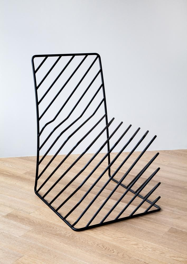 CHAIR APPARENT | A piece by Oki Sato of Nendo, part of a solo exhibition,...