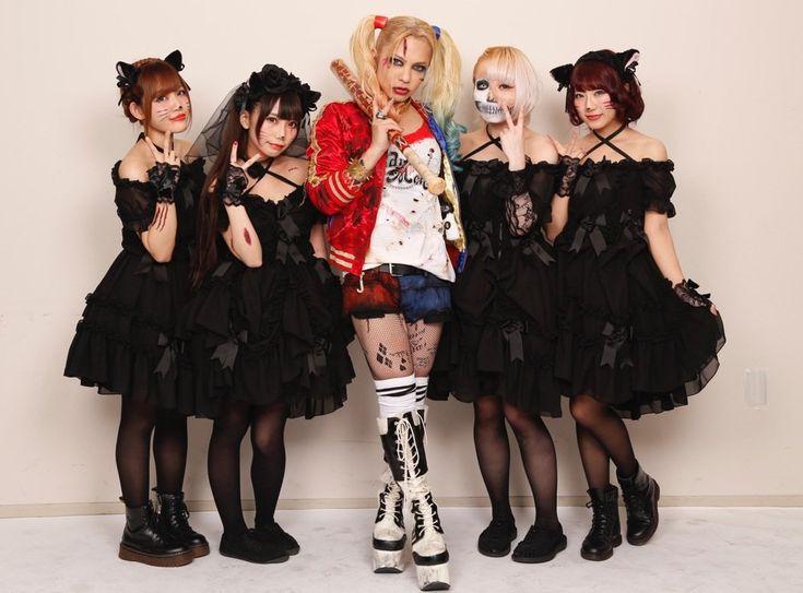 Makuhari Day 1 #VAMPS #HYDE #DeepGirl #VampsHalloweenParty2016 #HalloweenParty2016 #HalloweenParty