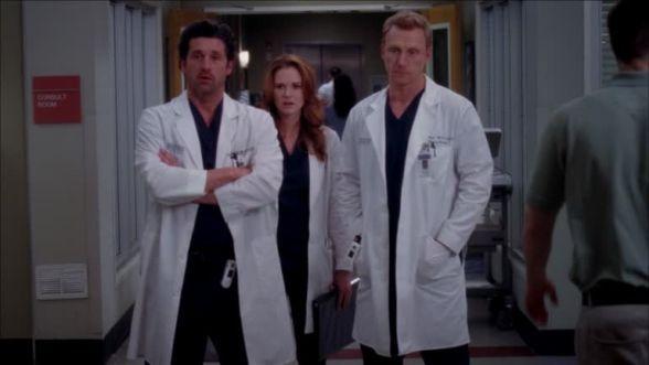 Grey's Anatomy Derek Wird Angeschossen | Staffel 9 Folge 13 - Rückblick: Böses Blut - Grey's Anatomy - Video