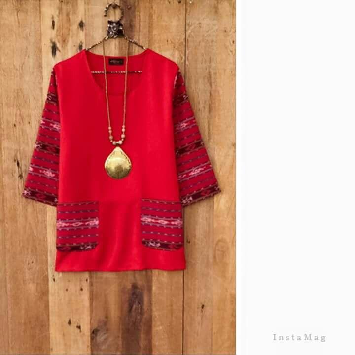 Baju ethnic blouse