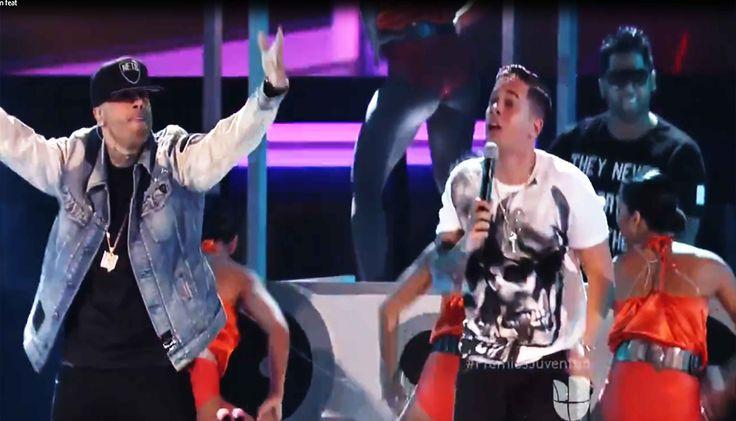 El Perdón y Travesuras  Nicky Jam feat. J Balvin, de la Ghetto Zion Arca...