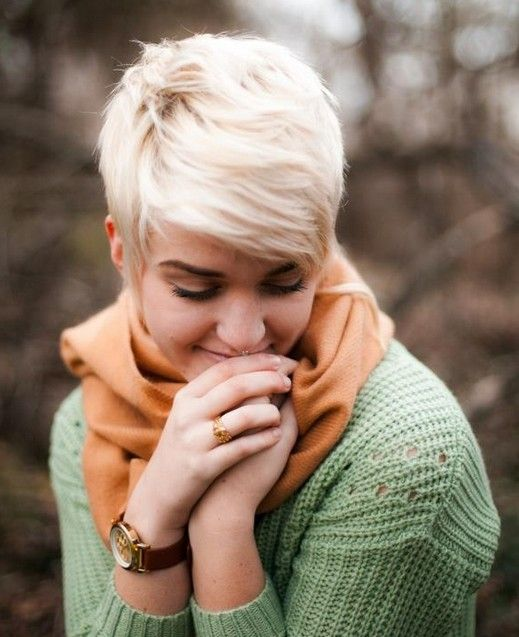 30 Short Hairstyles for Winter: Very Short Hair for Women