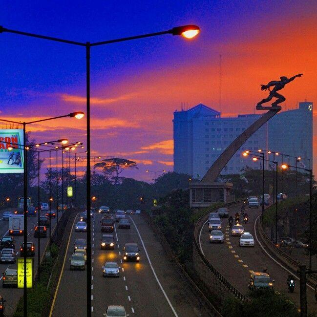 afternoon Jakarta