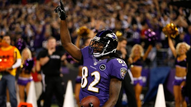 Baltimore Raven Torrey Smith's Emotional Ride Ends With Win Over Patriots
