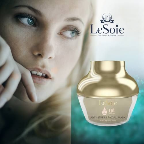 Women endure stress on daily basis. Le Soie's Camel milk and mystic rose anti stress facial masks calms and soothes your skin, get it from here http://goo.gl/BIrQHi