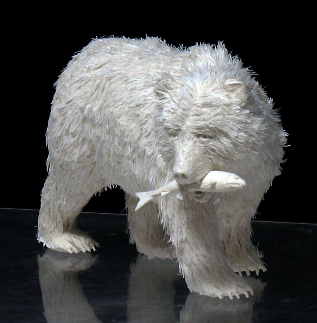 essay on polar bears Ursus maritimus is the scientific name for a polar bear, directly translating from greek to english into sea bear and a sea bear is just what the polar bear is.