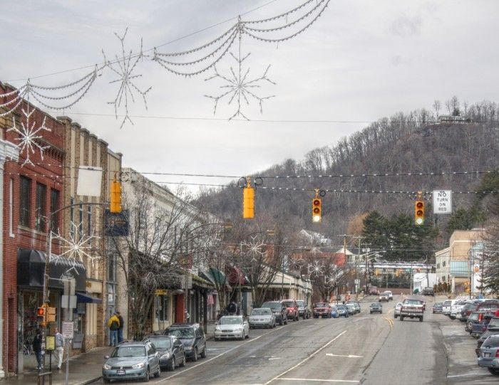 While Boone is certainly a college town (and city of Daniel Boone), it's 14,000 or so residents can enjoy year long, breathtaking mountain views. The quaint King Street is filled with shops and restaurants. While just outside Boone you'll find natural wonders like Grandfather Mountain, Elk Knob State Park, and of course the ever popular, Blue Ridge Parkway.