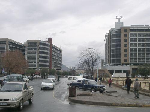 Maseru, Lesotho: a neat place.