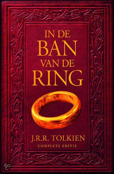 In de ban van de ring - J.R.R. Tolkien